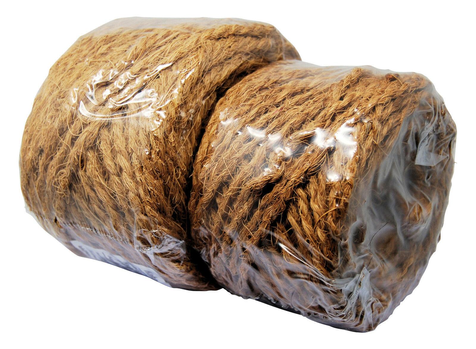 Kokosseil Kokosband Baumbinder Dekoseil Seil Kokosgarn Pflanzenbinder