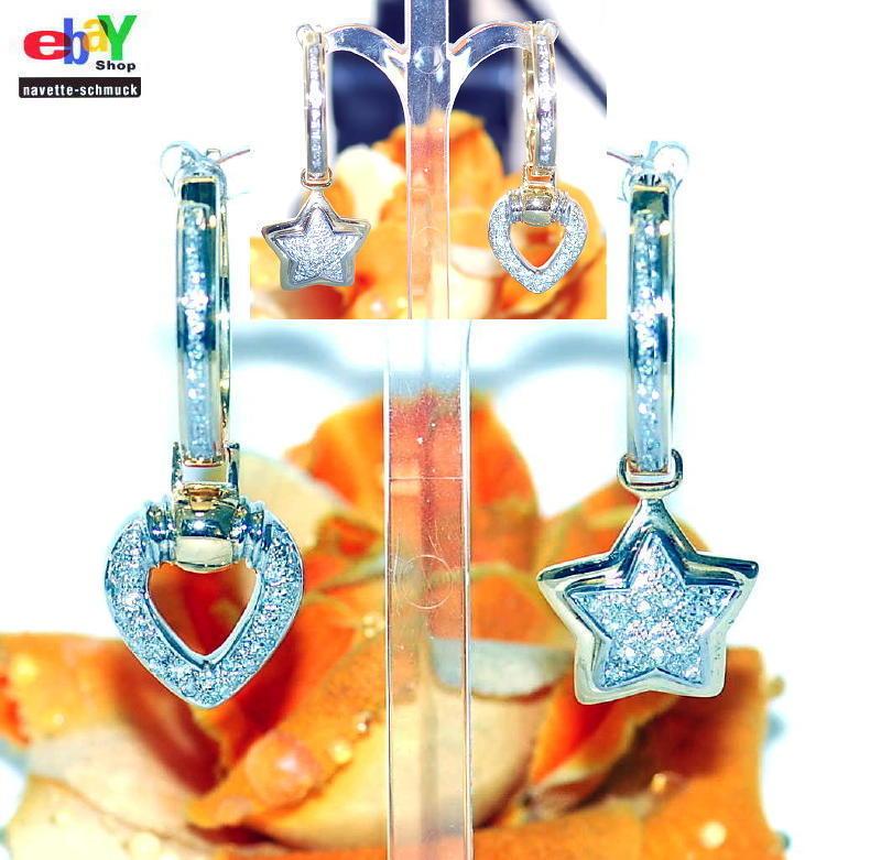 Fine Pins & Brooches Hearty Wertvolle Brosche In Schleifen Optik Jugendstil Diamanten Tropfen Art Nouveau Jewelry & Watches