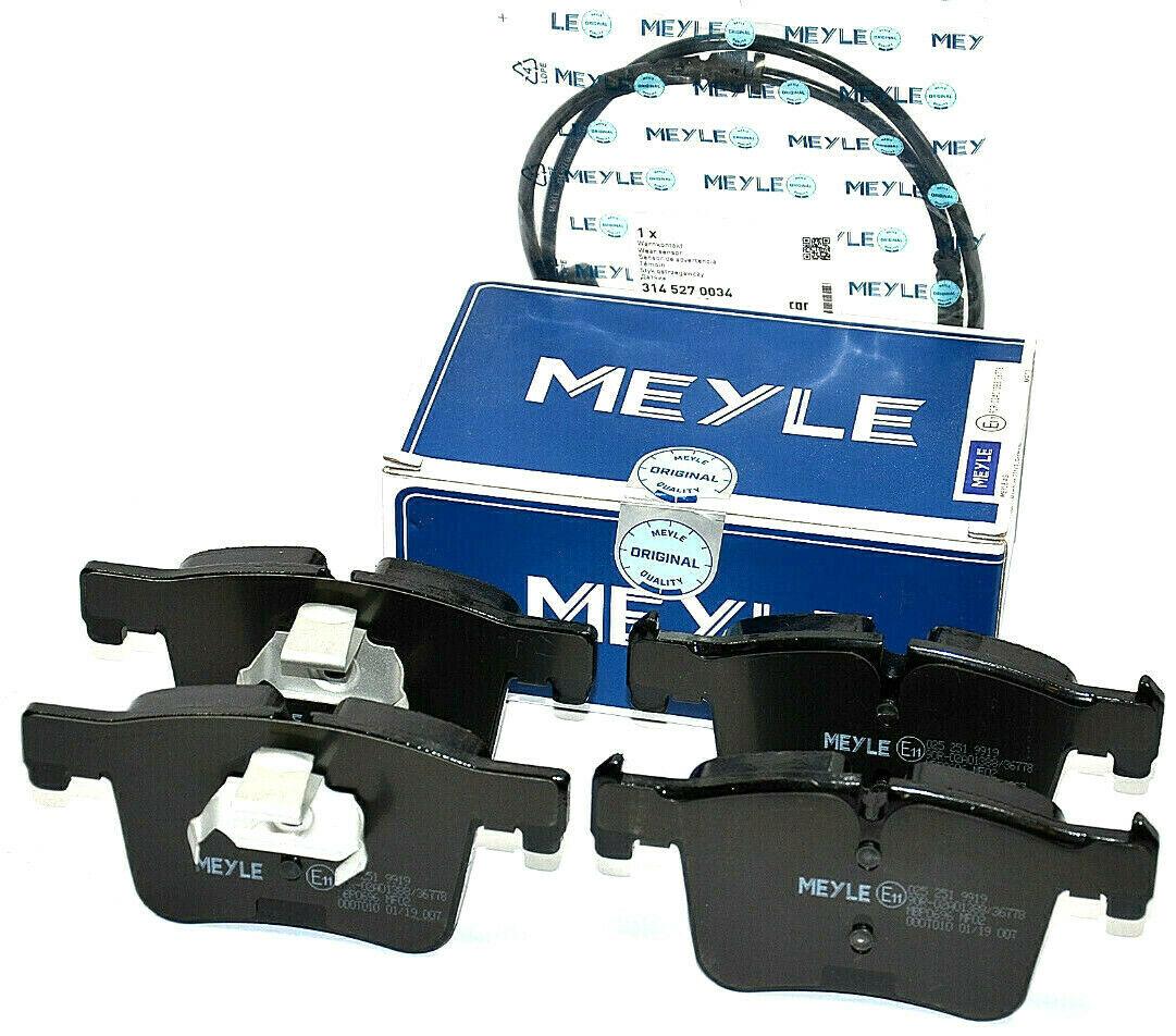 Warnkontakt X3 E83 Bremsbelagverschleiß Links Meyle BMW